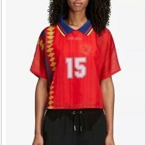 Adidas / Urban Outfitters Spain World Cup Jersey